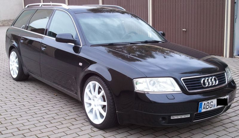 audi a6 avant. Black Bedroom Furniture Sets. Home Design Ideas