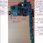 Samsung Galaxy S2 i9100   Übersicht interne Bauteile interne Bauteile i9100 2 150x150   samsung galaxy s2 i9100
