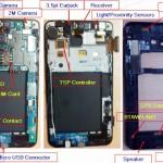 Samsung Galaxy S2 i9100   Übersicht interne Bauteile interne Bauteile i9100 3 150x150   samsung galaxy s2 i9100